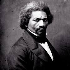 Frederick Douglass, author of A Narrative in the Life of Frederick Douglass