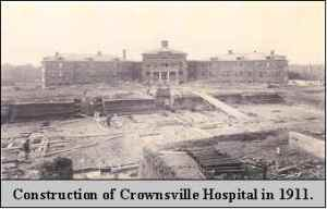 Crownsville Hospital