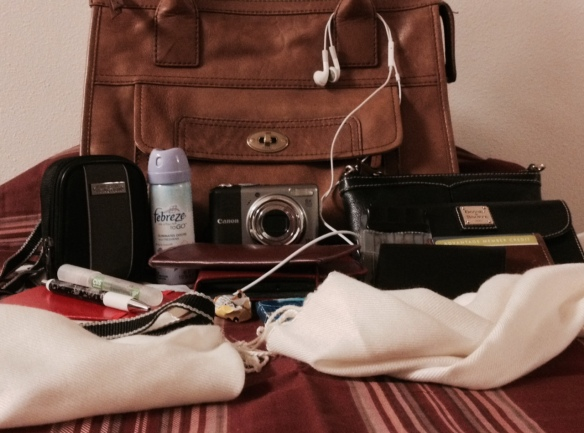 Foto Friday: In My Bag