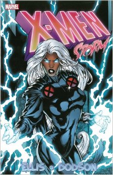 Choose a    Department     to enable sorting      Product Details  X-Men: Storm by Warren Ellis & Terry Dodson