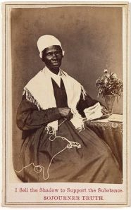 Foto Friday: Sojourner Truth