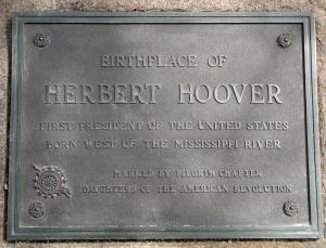 HHBirthplacePlaque