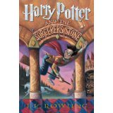 My first Harry Potter book!